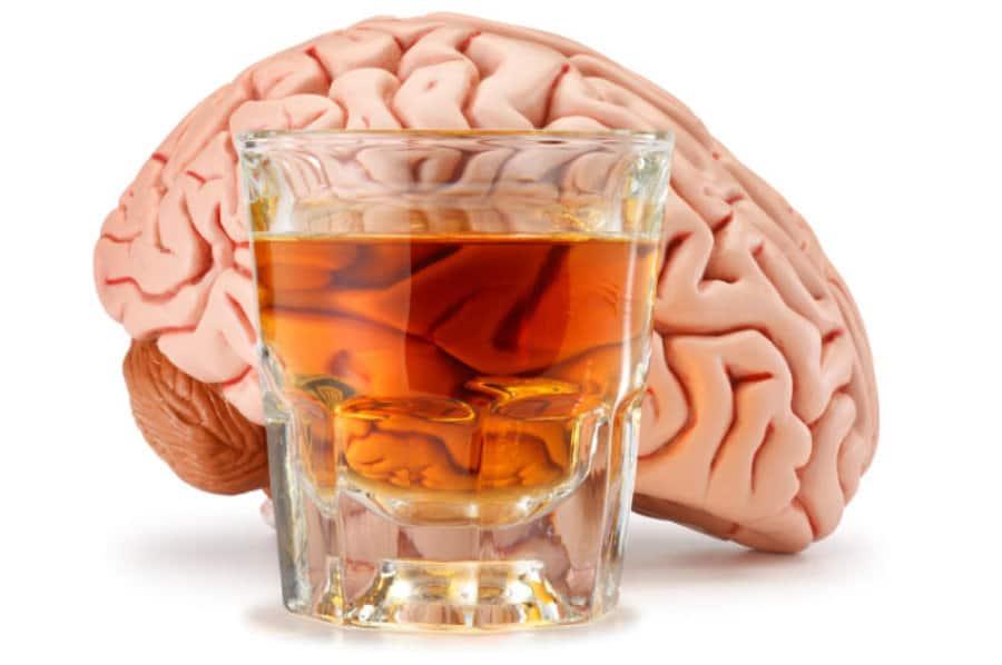 Влияние алкоголизма на нервную систему