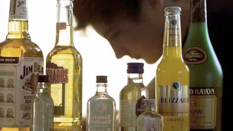 Отравление спиртным (алкогольный токсикоз)