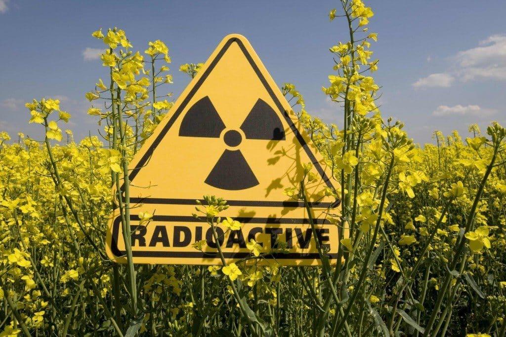 Взаимодействие радиации и алкоголя