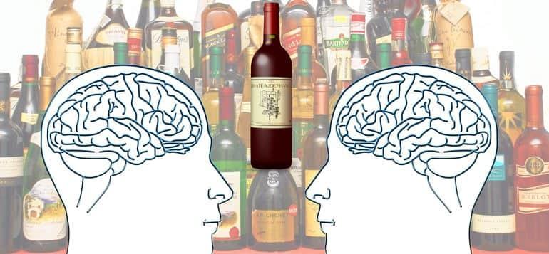 Влияние алкоголя на мозг и память