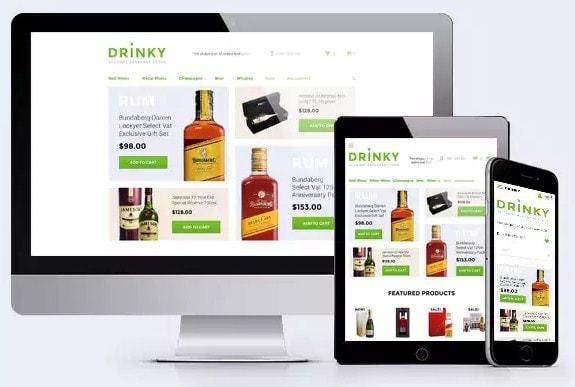 Онлайн продажа алкоголя в интернете