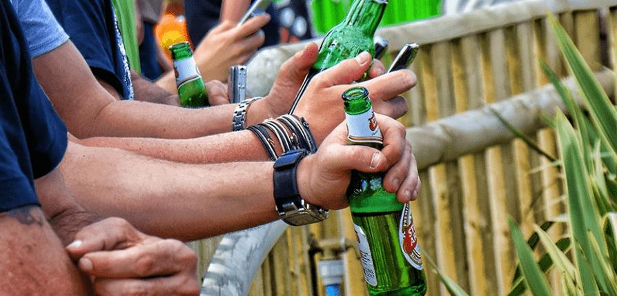 Влияние алкоголя на мужское здоровье