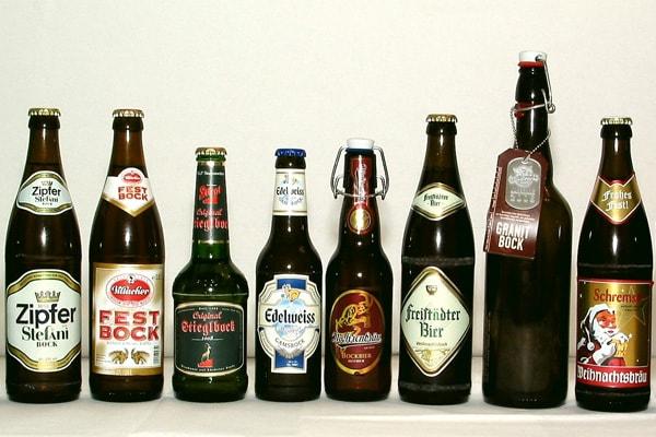 Алкогольные напитки Австрии - пиво