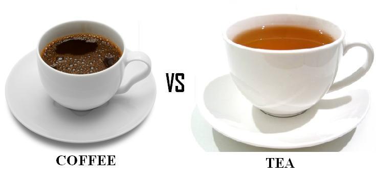 Что лучше с похмелья кофе или чай?