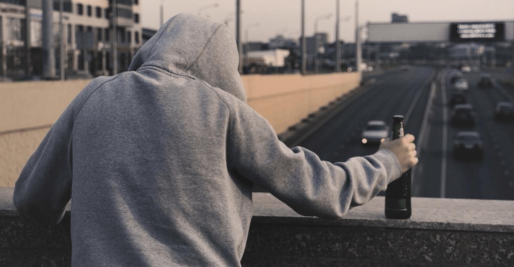 Чувство страха и тревоги после алкоголя