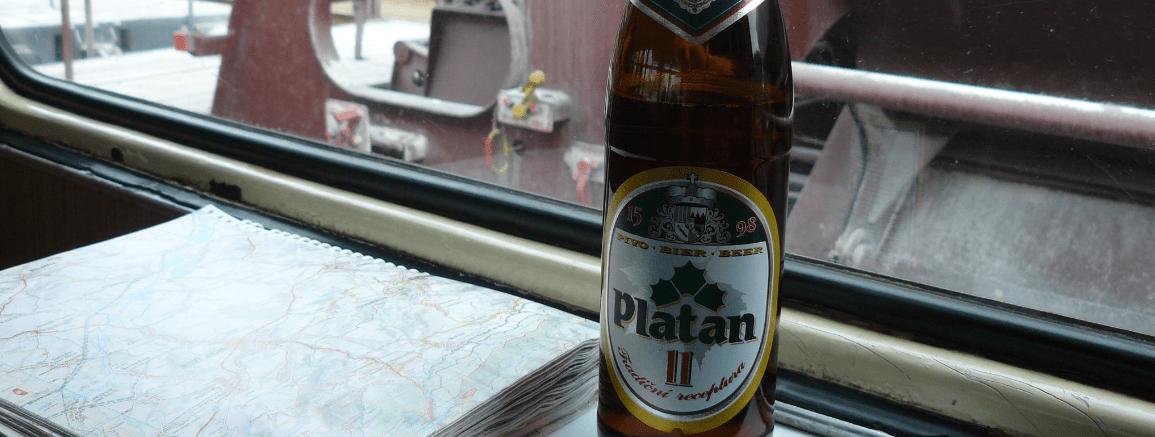 Алкоголь в поездах дальнего следования