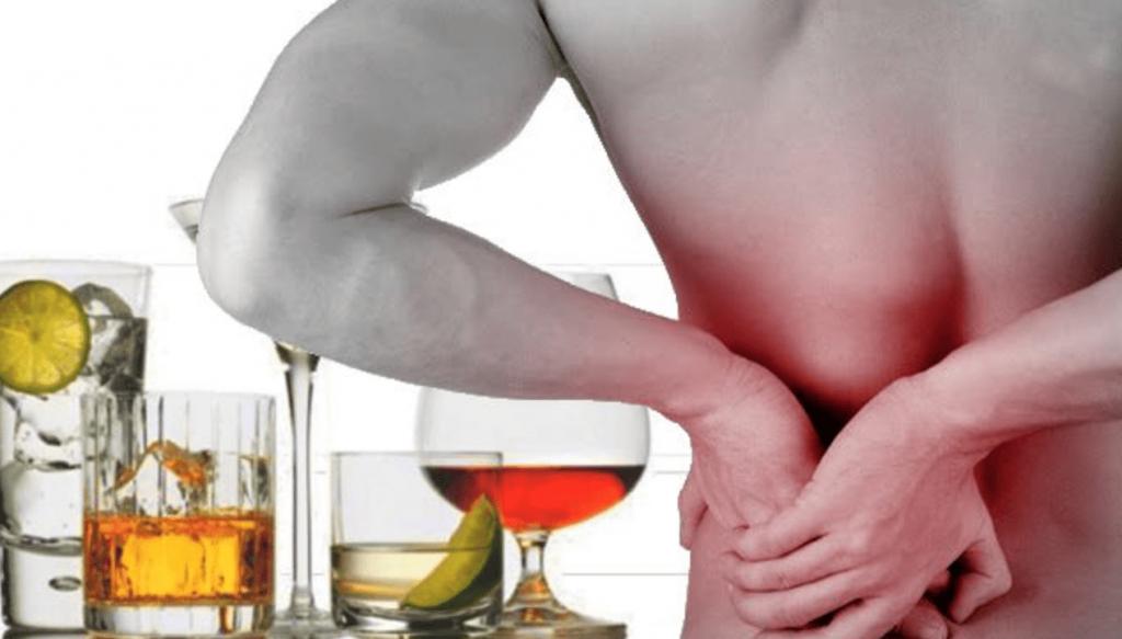 Алкоголь и уретрит