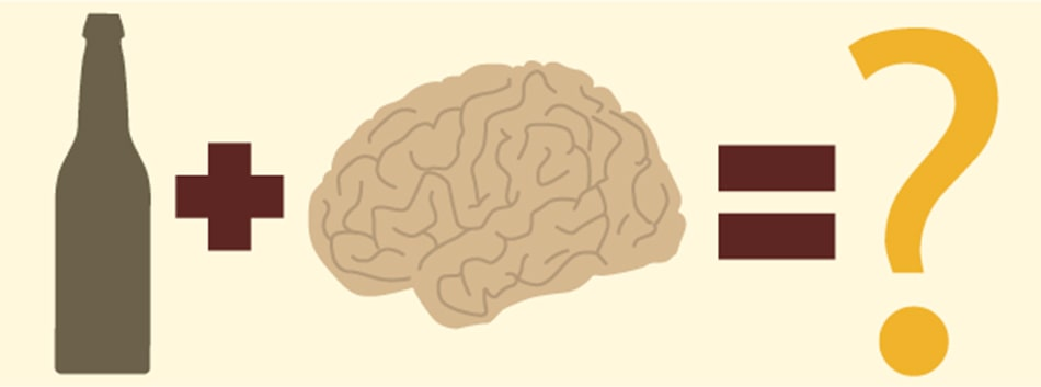 Влияние алкоголя на сосуды головного мозга