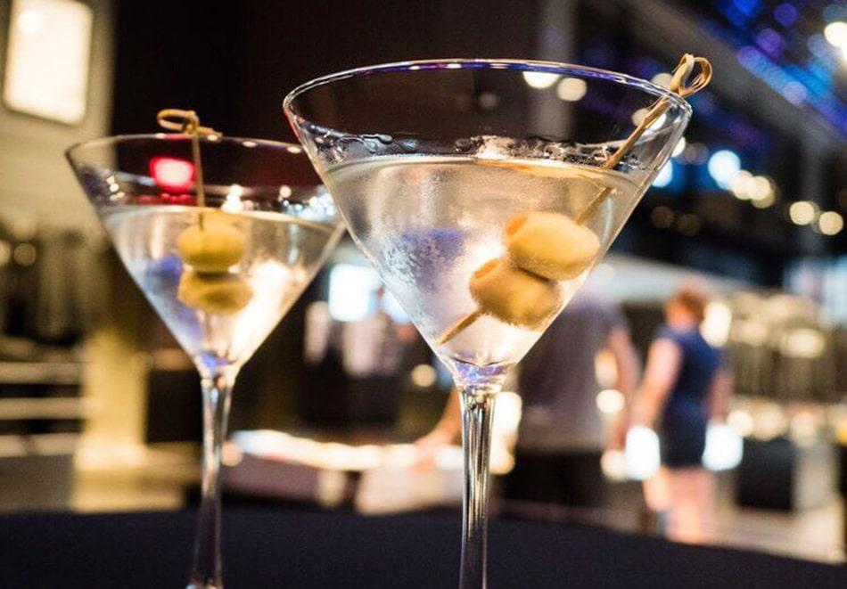Как правильно пить мартини и с чем