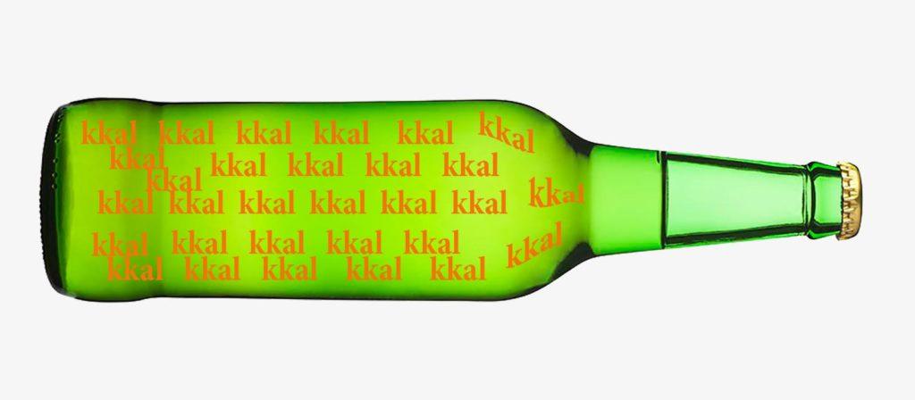 Калорийность алкоголя