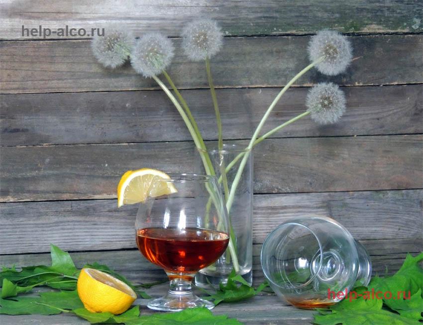 Рецепты домашнего коньяка из водки и спирта