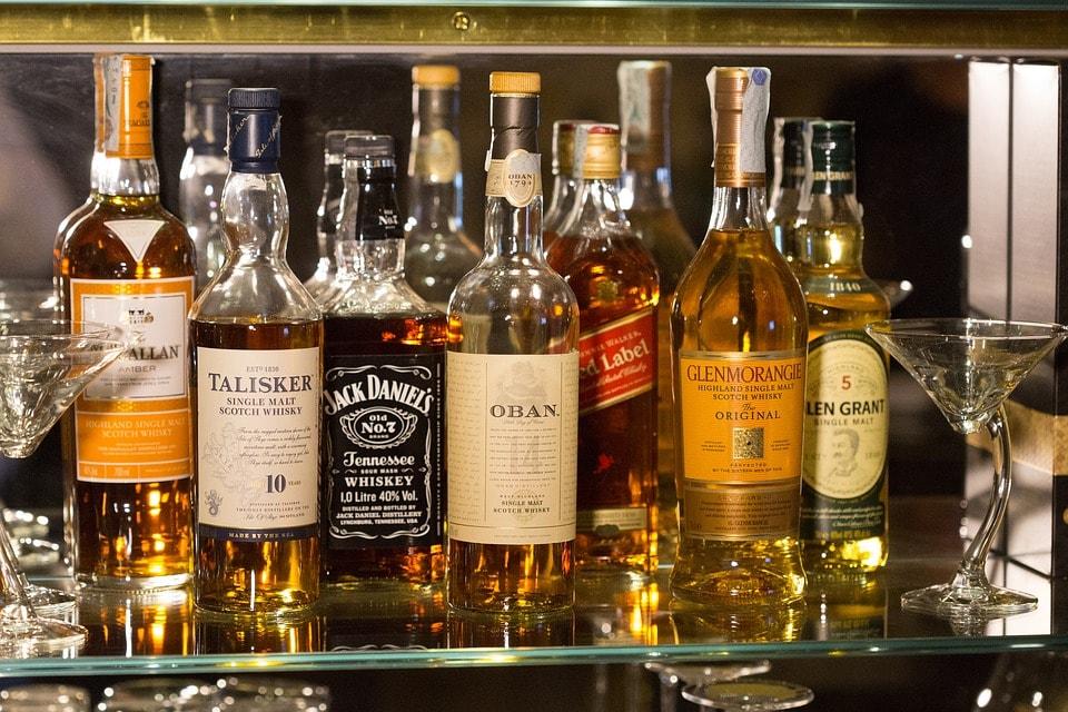Элитный алкоголь в России