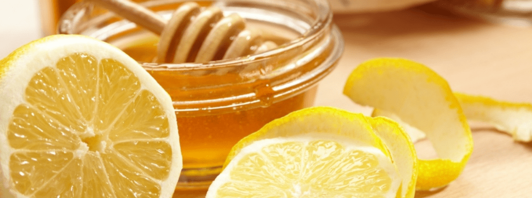 Мед с лимоном в хреновухе