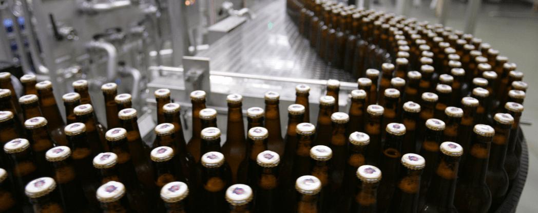 Производство пива в банках