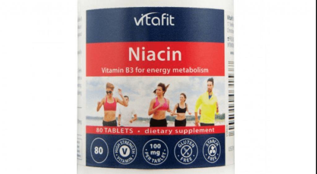 Никотиновая кислота - ниацин