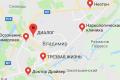 Карта клиник от алкоголизма во Владимире